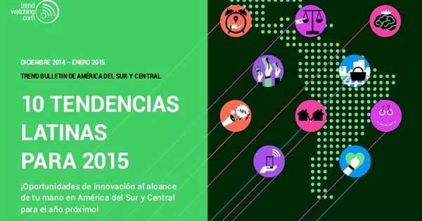 Tendencias Latinoamerica 2015