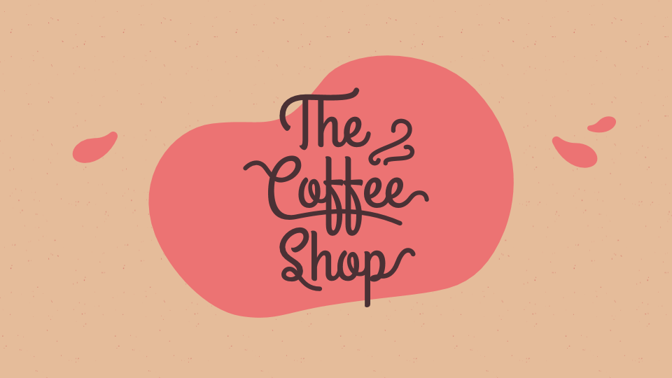 The Coffee Shop Brand by SlidesGo