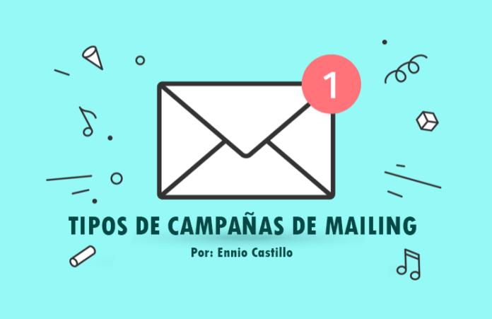 Tipos de campañas de mailing doppler
