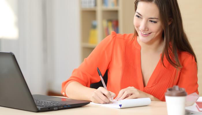 Trabajar desde casa secretaria virtual