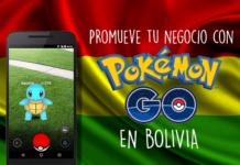 Ideas Pokemon GO en Bolivia