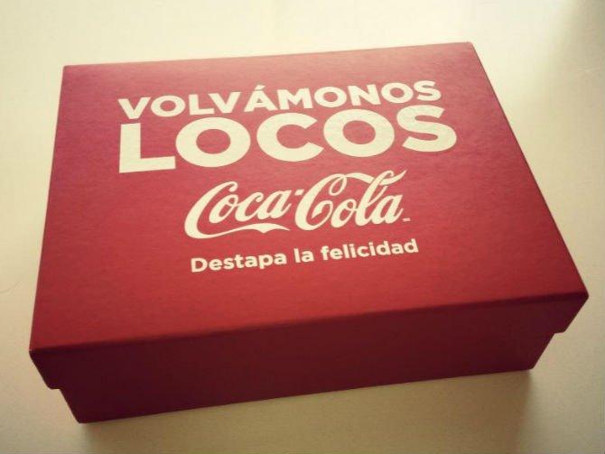 Volvamonos Locos Coca Cola
