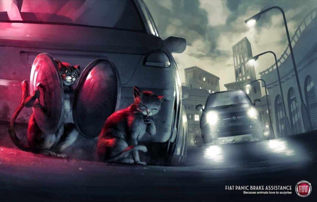 anuncios con gatos como protagonistas 5 - mclanfranconi