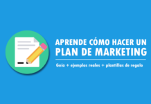 aprende como hacer un plan de marketing