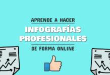 aprende como hacer una infografia online