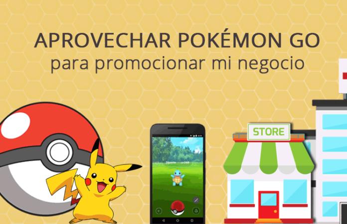 Pokémon Go Negocio