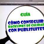 backlinks de calidad con publisuites guia