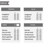 Checklist analizar inmueble 2