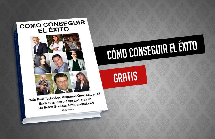 Descarga gratis: «Cómo conseguir el éxito» de Adolfo Ramirez