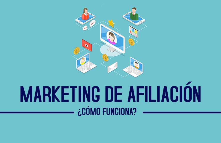 Marketing de Afiliación ¿Cómo funciona?