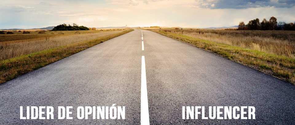 como ser un influencer diferencia con lider de opinion