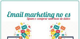 comprar una base de datos no es email marketing
