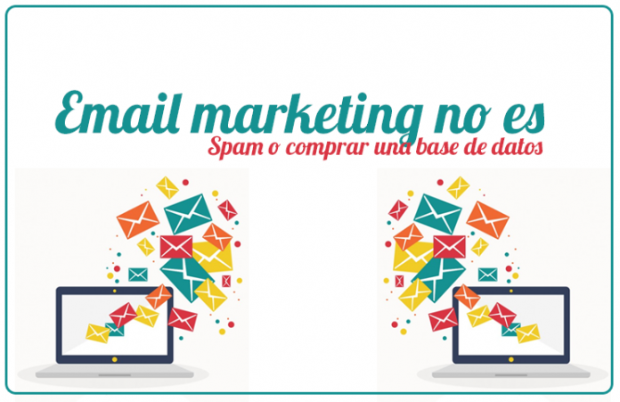 comprar una base de datos no es email marketing