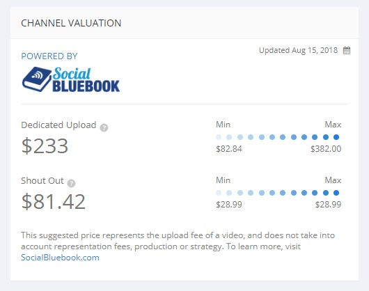 crecer en youtube - tubebuddy valuation