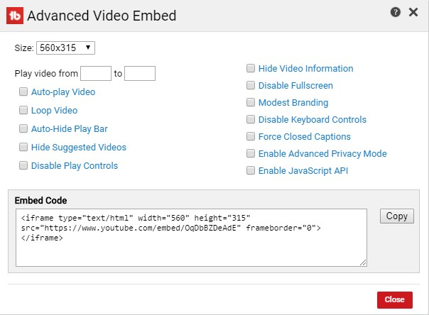 crecer en youtube - tubebuddy videolytics advance video embed
