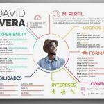 cómo hacer un curriculum infográfico