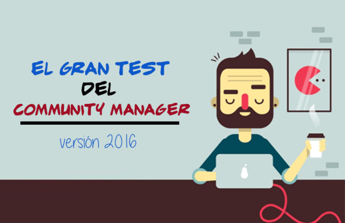 el gran test del community manager 2016