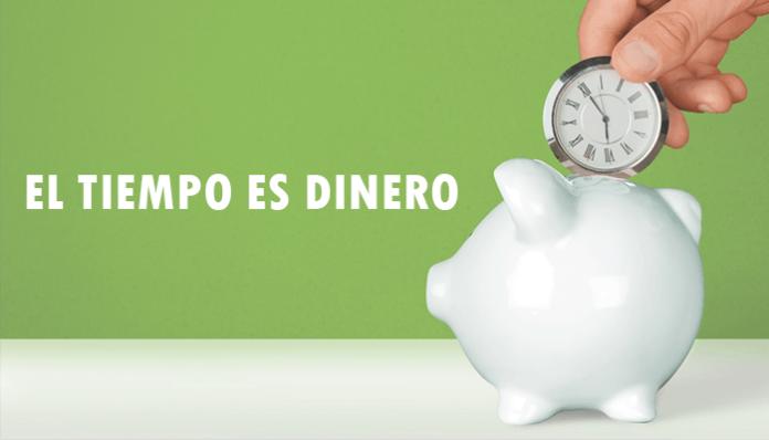 el tiempo es dinero articulo