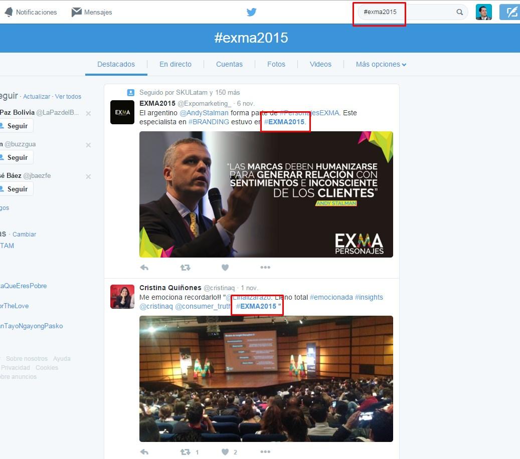 Tendencias de Twitter mclanfranconi