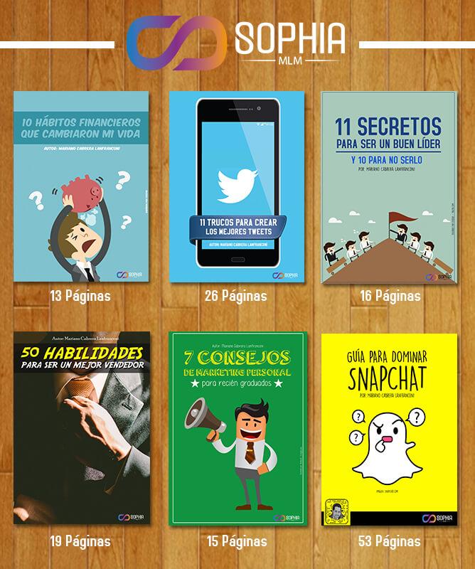 ganar dinero con sophia mlm en bolivia ebooks mariano cabrera lanfranconi