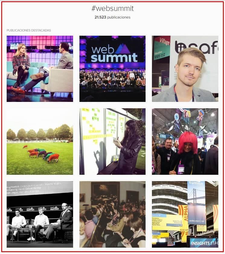 ganar seguidores en instagram websummit