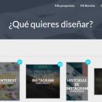 Editor Online Desygner ideas para crear contenido