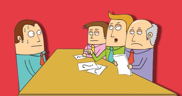 lenguaje corporal en entrevista de trabajo