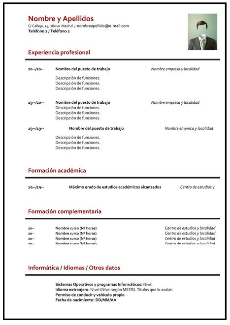 Curriculum Cronologico Grude Interpretomics Co