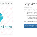 obtener logo con Logaster 3