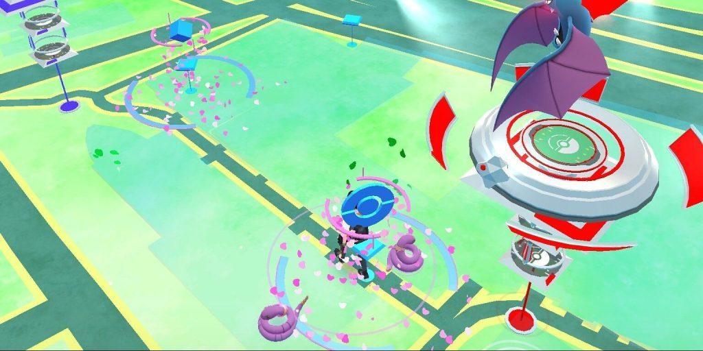 Pokemon GO en Bolivia PokeStop