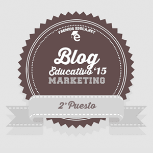Segundo Puesto Marketing Premios Educa 2015