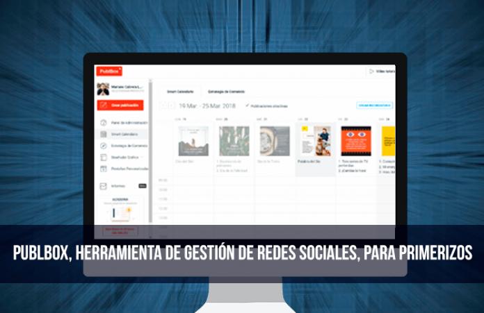 publbox herramienta de gestion de redes sociales para primerizos