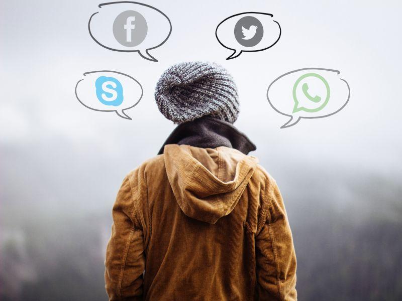 redes sociales videos explicativos