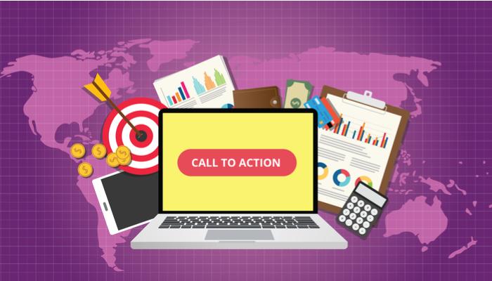 como hacer una reseña llamada a la acción