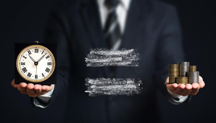el tiempo es dinero - acelerar inversiones