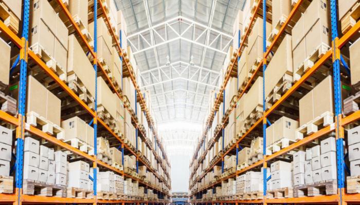 almacenamiento logístico ecommerce