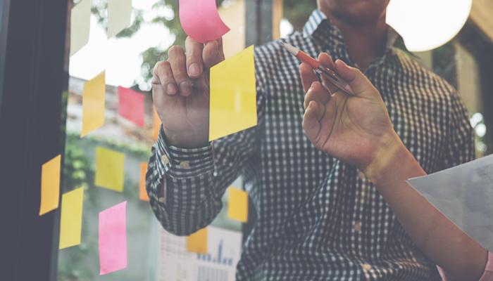 cómo hacer un plan de marketing escoger objetivos