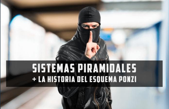 sistema piramidales y esquema ponzi