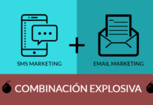 sms marketing y email marketing