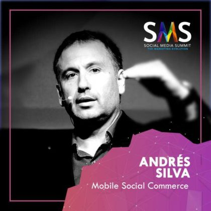Social Media Summit Bolivia Andres Silva