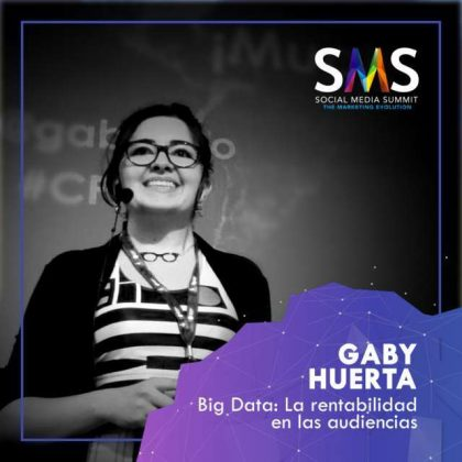 Social Media Summit Bolivia Gaby Huerta