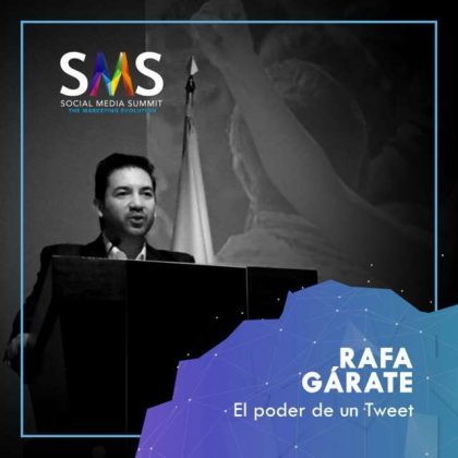 Social Media Summit Bolivia Rafa Garate