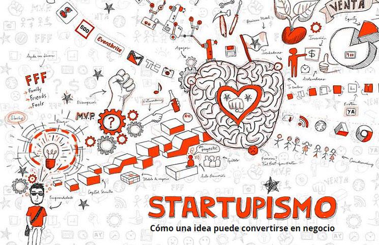 Startupismo, ebook gratis para lanzar una startup