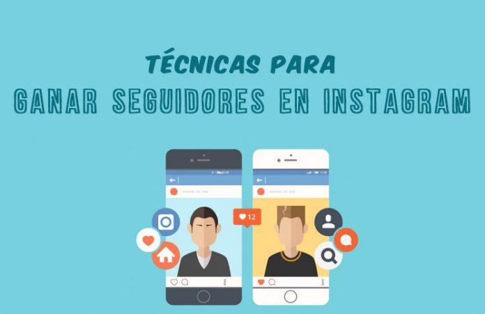 tecnicas para ganar seguidores en instagram