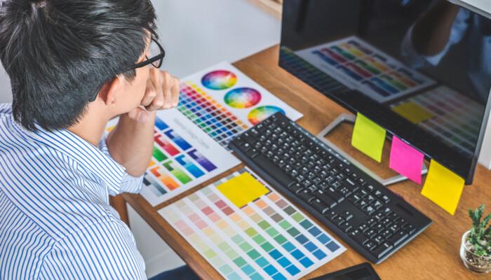 trabajar desde casa diseñador grafico