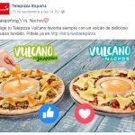 aumentar las interacciones en facebook telepizza versus
